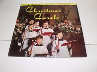 Hampstead Parish Church Choir - Hull Orpheus Junior Choir ‎– Christmas Carols IN VERY GOOD CONDITION