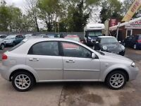 Chevrolet lacetti 1.6 petrol long mot good condition