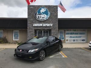 2013 Honda Civic SHARP SI WITH HFP PACK! FINANCING AVAILABLE!