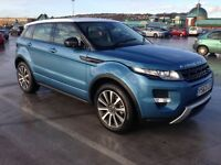 Range Rover Evoque Dynamic 1 owner, very low mileage, lots of extras in exceptional condition