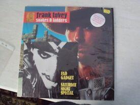 Fad Gadget/Frank Tovey Vinyl Album & Single