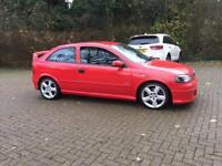 Astra sri turbo 190 very rare red!!! Low miles