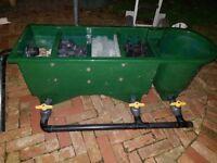 Kockney koi multibay pond filter