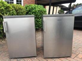 Matching under unit/cabinet fridge and freezer Kenwood