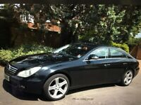Mercedes-Benz, CLS, Coupe, automatic, black, 4966 (cc), 4 doors