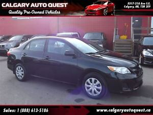 2013 Toyota Corolla EASY FINANCING AVAILABLE