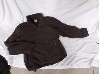 Kathmandu Brown Fleece Size 13-14