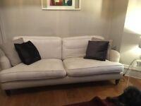 Comfortable good quality sofa, Free to collect asap