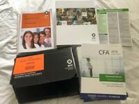 2018 CFA Level 1 Materials Schweser & BPP