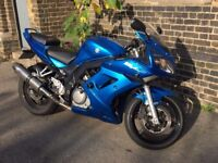 Suzuki SV650s (2007) - Great condition, Low mileage!