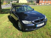 2007 BMW 318i, x2 keys, FSH, Long MOT