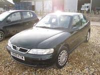2001 Vauxhall Vectra LS 2.2L Petrol Auto Very Low Mileage 11 Month MOT SORN