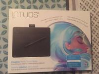 "Wacom Intuos Photo Pen & Touch 7"" Graphic Pad"