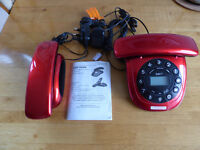 iDECT - Telephone - With Answering Machine & Hands Free Set