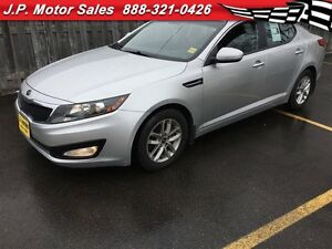 2012 Kia Optima LX, Automatic, Heated Seats, Bluetooth,