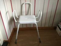 Aidapt Perching Stool; excellent condition.