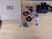 Oculus Rift Development Kit 2 (Virtual reality headset)