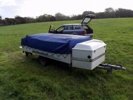 Conway DL Trailer Tent £650 ono