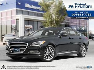 2015 Hyundai Genesis Sedan Technology *Adapt Cruise Heads Up