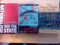 Books on history of nationalism