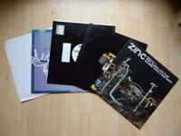 Dubstep drum and bass records (benga, the others d1 dubpolice zinc) vinyl