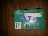 Phillips sonicare airfloss pro brand new in box bargain excellent results.