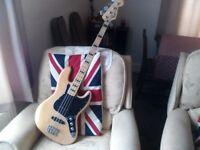 Fender Squier Jazz Bass..