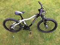 Specialized Hotrock 20 - twenty inch wheel kids mountain bike