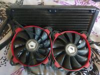 Frostflow 240L CPU Liquid / Water Cooling