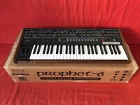 Dave Smith Prophet 6 - Sequential Circuits Prophet 6