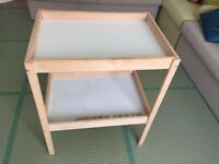 Baby Changing Table - Ikea Sniglar