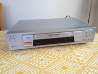 SONY VIDEO CASSETTE RECORDER/PLAYER & VIDEO TAPES