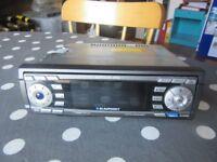 BLAUPUNKT ACAPULCO MP52 CD/MP3/RADIO CAR PLAYER