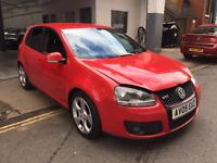 VOLKSWAGEN GOLF GTI HPI CLEAR 12MONTHS MOT PERFECT WORKING CAR