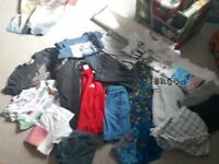 Boys bundle of clothes 7-8years
