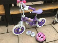 Girl's first bike