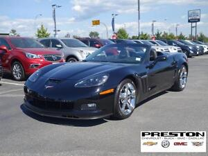 2010 Chevrolet Corvette GRNDS