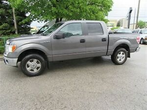 2014 Ford F-150 Super crew 4x4 xlt short box
