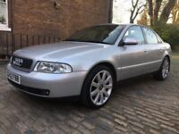 AUDI A4 2.8 V6 QUATTRO LIMITED EDITION FSH LOW MILES FULLY LOADED