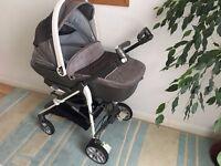 Chicco Trio Living Smart Stroller Travel System