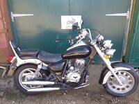 2006 Lifan custom 125cc LEARNER LEGAL