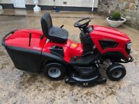 MOUNTFIELD 2248H TRACTOR MOWER ONLY 69.5 HOURS FROM NEW MINT CONDITION