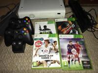 Xbox 360 120gb hdd included