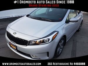 2018 Kia Forte HEATED SEATS, REAR CAMERA, NICE WHEELS