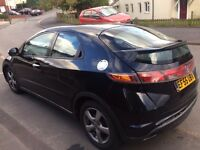 HONDA CIVIC 2006 2.2CDTI BARGAIN PX WELCOME