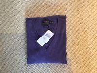 Ralph Lauren sweater men's size XL