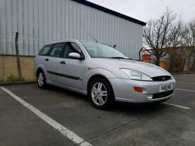 Ford focus estate 90k 5 door full history