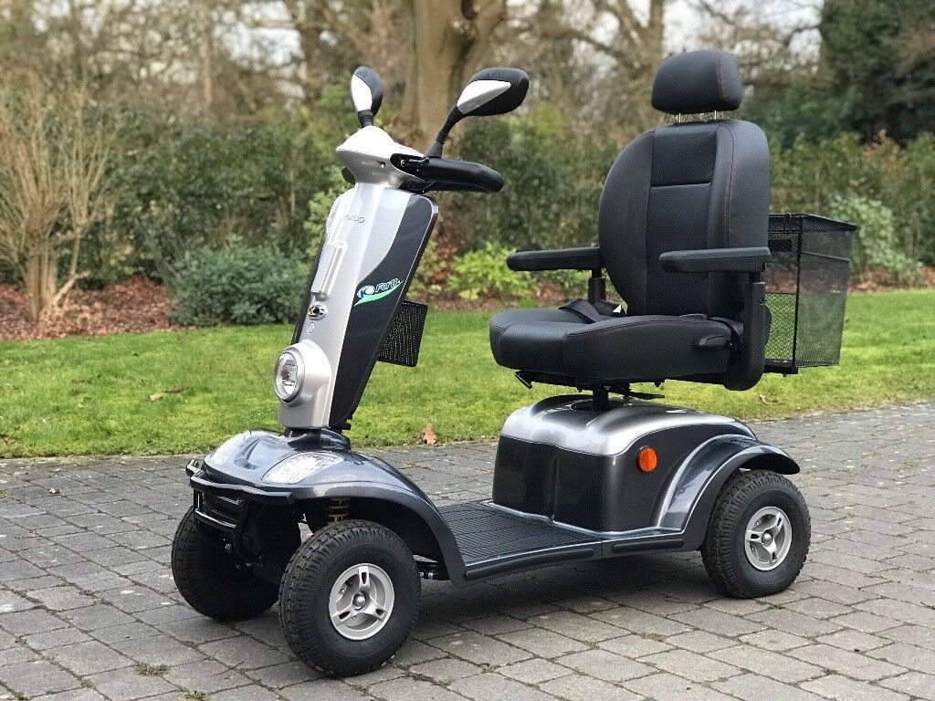 For Sale Nearly New Mobility Scooter Eden Roadmaster