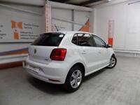 Volkswagen Polo MATCH EDITION (white) 2016-12-15