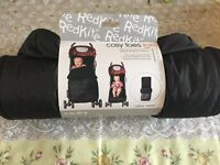 New pushchair/ stroller footmuff/cosy toes